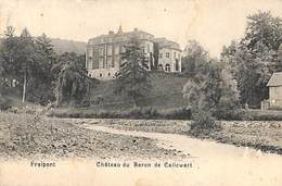 Fraipont - Château Du Baron De Callewart (1911) - Trooz
