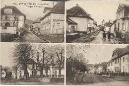 68 W LOT 2 De 7 Belles Cartes D'Alsace , état Extra - Cartes Postales
