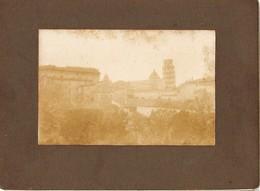 Toren Van Pisa Torre Di Pisa : Foto Op Hard Karton Photo Carton (9 X 11,5 Cm) - Pisa