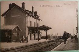 Saint-Aubin 39 La Gare - Other Municipalities