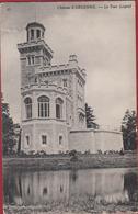 HOUYET - Château Royal D'Ardenne - La Tour Léopold - Houyet