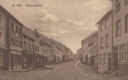 St.Vith - Rathausstrasse - Commercces - Magasins - 2 Scans - Saint-Vith - Sankt Vith
