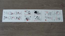 Sourires - Le Petit Nicolas - Carnet Non Plié N° BC355 (14 Timbres 355 à 368) - Année 2009 - Neuf** - France