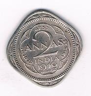 2 ANNAS 1946  INDIA/4917/ - Inde