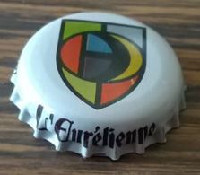 France Capsule Bière Crown Cap Beer L'Eurélienne Brasserie De Chandres 28 Sours - Bier