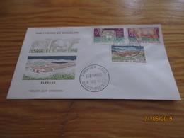 Enveloppe 1er Jour Saint-Pierre Et Miquelon Elevage 8 Dec 1970 - St.Pierre Et Miquelon