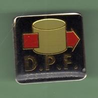 D.P.F. *** FOS TERMINAL*** 1019 - Fuels