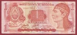 Honduras 1 Lempira 2006 Dans L 'état - Honduras