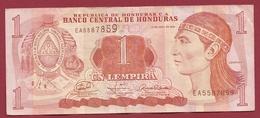 Honduras 1 Lempira 2008 Dans L 'état - Honduras