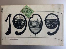 Luxembourg / Nouveau Cercle / 1909 - Luxembourg - Ville