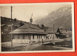 TSJ-01 Gare Des Diablerets . Cachet Militaire Vers Zweisimmen. Feldpost - VD Vaud
