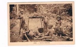 AFR-1238   GABON : Petites Pahouines - Gabon