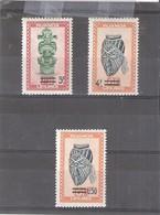 Ruanda-Urundi - 173/75 - Série Complète - XX/MNH - 1948-61: Neufs