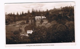 AFR-1244   SAINT-HELENA : Plantation House, Residence Of Governor - Sainte-Hélène