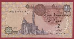 Egypte 1 Pound  1978 (Sign 18)    Dans L 'état - Egypte