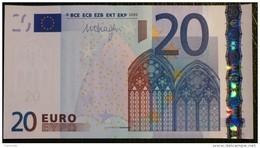 20 EURO DRAGHI 2002 PORTUGAL M U020 A2 NEUF/UNC - EURO