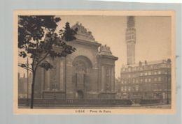 CP (59) Lille - Porte De Paris - Lille