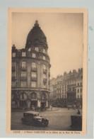 CP (59) Lille - Hôtel Carlton Et Début De La Rue De Paris - Lille