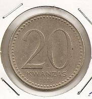 ANGOLA 20 KWANZAS 1978 RARE 3 - Angola