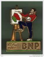 BNP - ASC PARIS *** PEINTRE *** Dore OR FIN *** Signe BALLARD *** 1019 - Banks