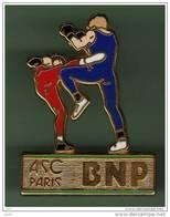 BNP - ASC PARIS *** BOXE *** Dore OR FIN *** Signe BALLARD *** 1019 - Banks