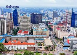 Botswana Gaborone Aerial View New Postcard - Botsuana