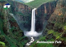 Lesotho Maletsunyane Falls New Postcard - Lesotho