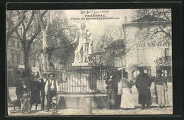 CPA Prayssac, Place Du Marechal Bessieres - Sin Clasificación