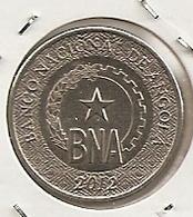 ANGOLA 50 CENTIMOS 2012  11 - Angola