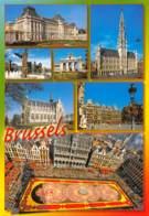 CPM - BRUXELLES - Multi-vues, Vues Panoramiques