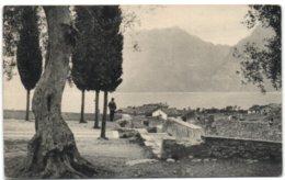Torbole - Gardasee - Blick Von Der Kirche - Trento