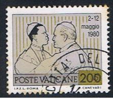 VA 127 // YVERT 719 // 1981 - Vatican
