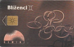 REPUBLICA CHECA. Zodiac - Blíženci (Gemini). C228B, 14/05.98. (138) - Zodiaco