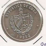 CUBA 1 PESO MINTAGE 5 000 RARE  Central American And Caribbean Games UNC RARE 20 - Cuba