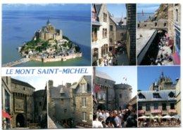 Le Mont Saint Michel (Manche 50) - Le Mont Saint Michel