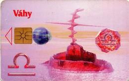REPUBLICA CHECA. Zodiac - Váhy (Libra). C244A, 40/08.98. (045) - Zodiaco