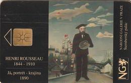 REPUBLICA CHECA. National Gallery - Rousseau. C26Ba, 13/10.93. (142) - República Checa