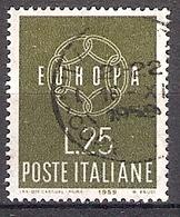 Italien Mi.Nr. 1055 O Europa CEPT 1959 (2018230) - 6. 1946-.. Republik