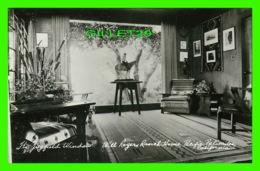 PACIFIC PALISADES, CA - FLO ZIEGFIELD WINDSOR, WILL ROGERS RANCH HOME - ANGELENO PHOTO - - Etats-Unis