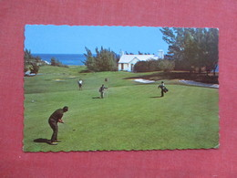 Golf In Bermuda   Ref 3428 - Golf