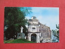 St Paul's Church  Malacca Malaya        Ref 3429 - Malaysia