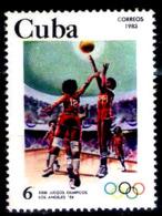 1251  Basketball - 1984 - MNH - Cb - 0,85 - Basket-ball