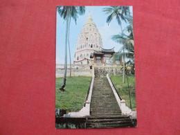 Ayer Itam Pagoda  Penang Malaysia    Ref 3429 - Malaysia