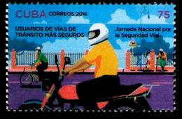 2784  Cycling - Velo - 2016 - MNH - Free Shipping - Cb - 1,75 - Radsport