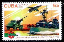 2892  Militaria - 2016 - MNH - Cb - 0,95 - Militaria