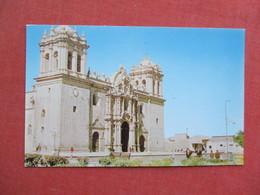 Main Cathedral Cuzco Peru    Ref 3429 - Peru