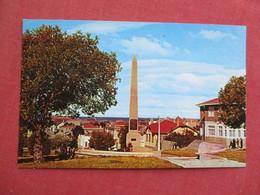 Plaza Y Obelisco Del Uruguay--- Punta Arenas  Chile  Ref 3429 - Chile