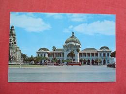 Mac Mahon's Square & Railway Station   Lourenco Marques  Africa > Mozambique  Ref 3429 - Mozambique
