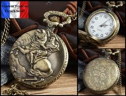 Montre Gousset NEUVE ! ( Pocket Watch ) - Napoléon Bonaparte - Watches: Bracket