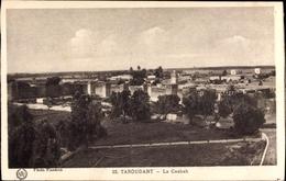 Cp Taroudant Marokko, La Casbah, Mauer, Zinnen, Turm, Zitadelle - Sonstige